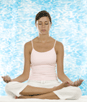 Girl Meditating image